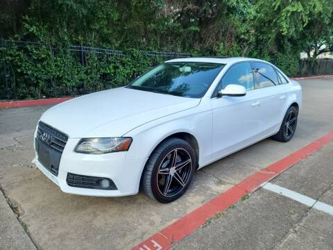 2011 Audi A4 for sale at DFW Autohaus in Dallas TX