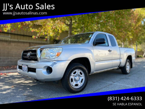 2007 Toyota Tacoma for sale at JJ's Auto Sales in Salinas CA