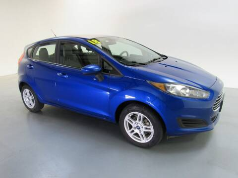 2018 Ford Fiesta for sale at Salinausedcars.com in Salina KS