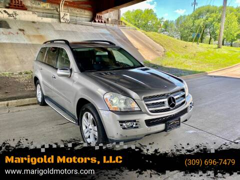 2009 Mercedes-Benz GL-Class for sale at Marigold Motors, LLC in Pekin IL