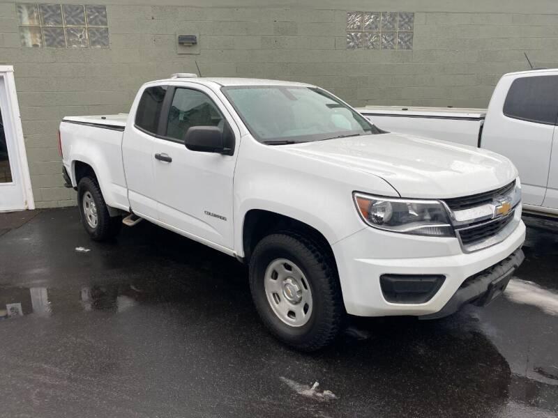 2016 Chevrolet Colorado for sale at Major Car Inc in Murray UT
