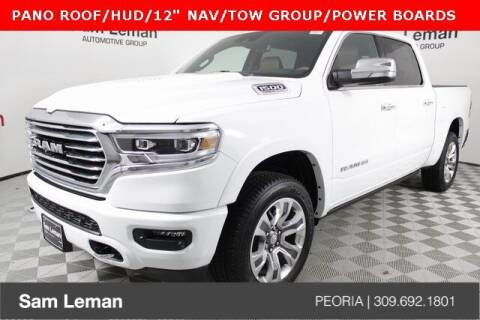 2022 RAM Ram Pickup 1500 for sale at Sam Leman Chrysler Jeep Dodge of Peoria in Peoria IL