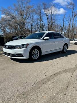 2017 Volkswagen Passat for sale at Station 45 Auto Sales Inc in Allendale MI