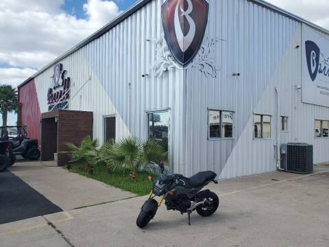 2017 Honda GROOM 125 for sale at Barrett Bikes LLC in San Juan TX