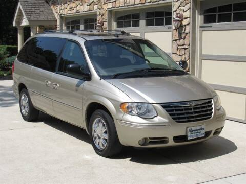 2005 Chrysler Town and Country for sale at Hammonton Auto Exchange in Hammonton NJ