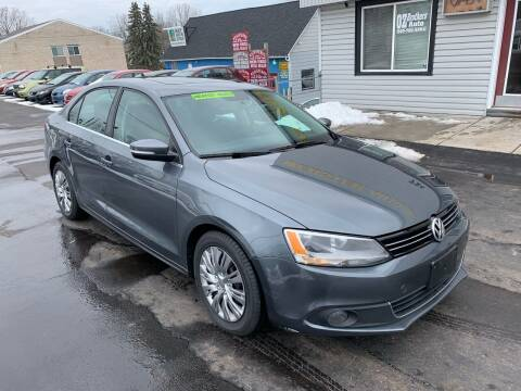 2011 Volkswagen Jetta for sale at OZ BROTHERS AUTO in Webster NY