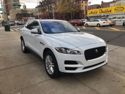 2020 Jaguar F-PACE for sale at Sylhet Motors in Jamacia NY