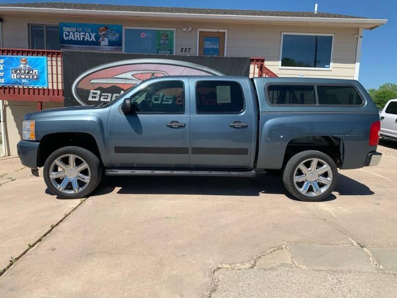 2007 Chevrolet Silverado 1500 for sale at Badlands Brokers in Rapid City SD