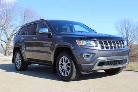 2015 Jeep Grand Cherokee for sale at Harrison Auto Sales in Irwin PA