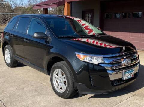 2011 Ford Edge for sale at Affordable Auto Sales in Cambridge MN