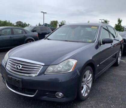 2009 Infiniti M35 for sale at Primary Motors Inc in Commack NY