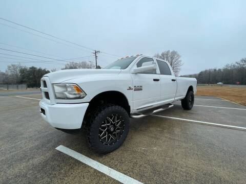 2014 RAM Ram Pickup 3500 for sale at Priority One Auto Sales in Stokesdale NC