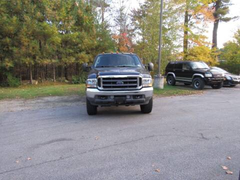 2003 Ford F-350 Super Duty for sale at Heritage Truck and Auto Inc. in Londonderry NH
