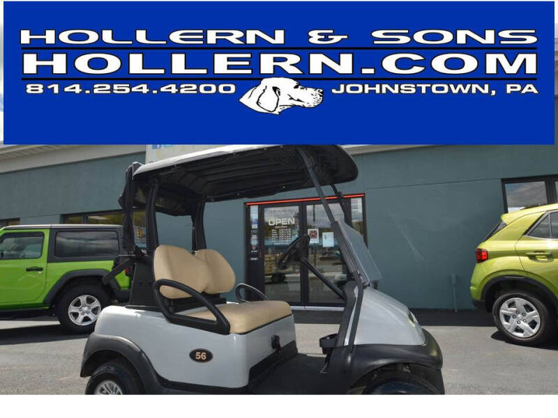2017 Club Car Precedent for sale at Hollern & Sons Auto Sales in Johnstown PA