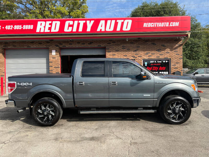 2012 Ford F-150 for sale at Red City  Auto in Omaha NE