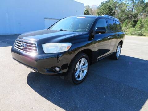 2009 Toyota Highlander for sale at Access Motors Co in Mobile AL