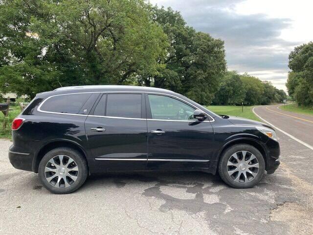 2017 Buick Enclave for sale at Varco Motors LLC - Inventory in Denison KS