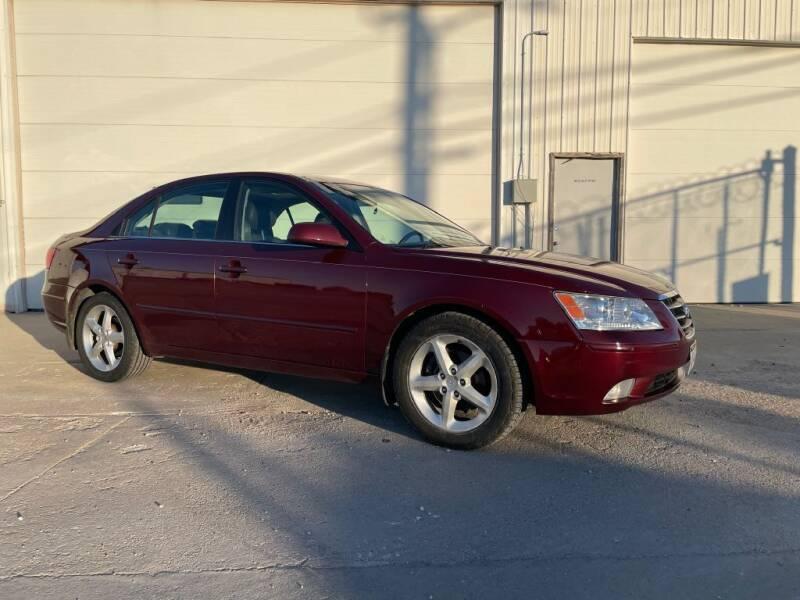 2009 Hyundai Sonata for sale at American Car Dealers in Lincoln NE