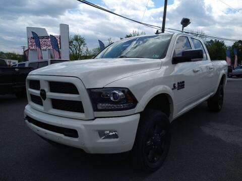 2016 RAM Ram Pickup 2500 for sale at P J McCafferty Inc in Langhorne PA