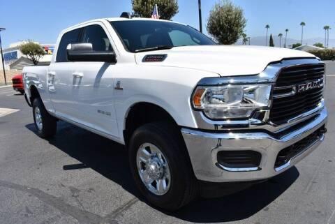 2021 RAM Ram Pickup 2500 for sale at DIAMOND VALLEY HONDA in Hemet CA