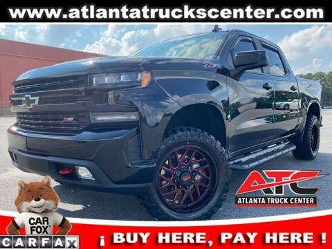 2020 Chevrolet Silverado 1500 for sale at ATLANTA TRUCK CENTER LLC in Brookhaven GA