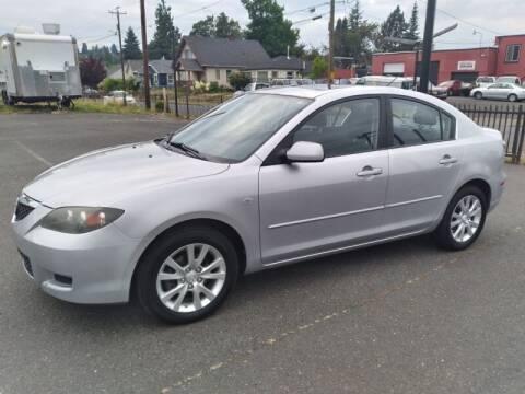 2007 Mazda MAZDA3 for sale at Cars & Trailers in Portland OR