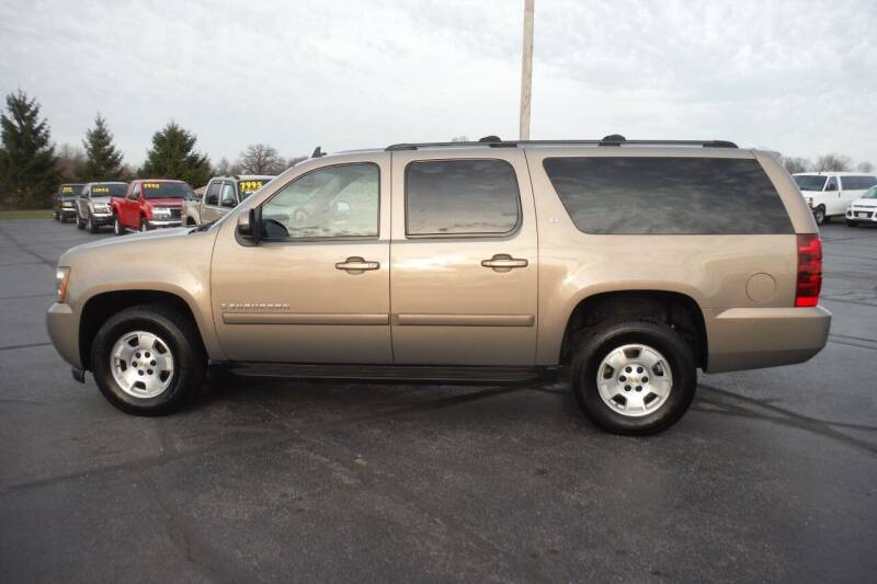 2007 Chevrolet Suburban for sale at Bryan Auto Depot in Bryan OH