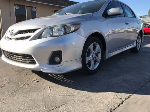 2011 Toyota Corolla for sale at North Auto Sales in Phoenix AZ
