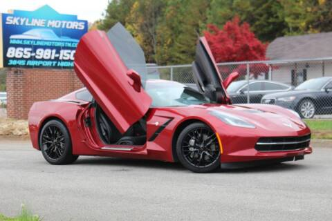 2014 Chevrolet Corvette for sale at Skyline Motors in Louisville TN