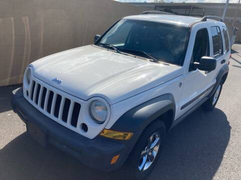 2006 Jeep Liberty for sale at Blue Line Auto Group in Portland OR