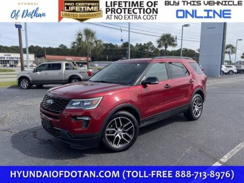 2019 Ford Explorer for sale at Mike Schmitz Automotive Group in Dothan AL