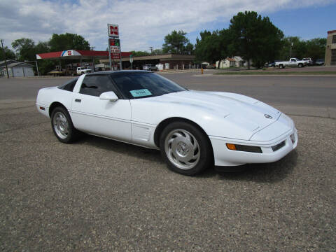 1996 Chevrolet Corvette for sale at Padgett Auto Sales in Aberdeen SD