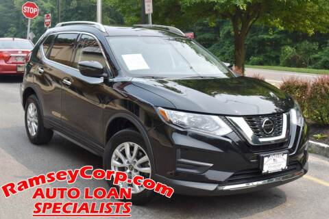 2018 Nissan Rogue for sale at Ramsey Corp. in West Milford NJ