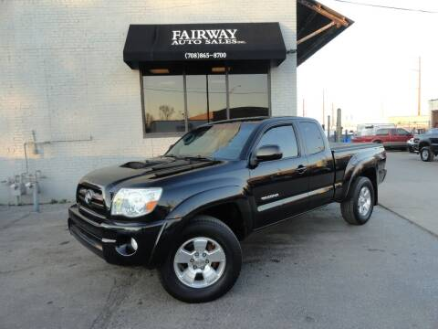2006 Toyota Tacoma for sale at FAIRWAY AUTO SALES, INC. in Melrose Park IL