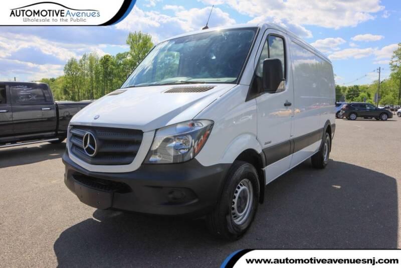 2015 Mercedes-Benz Sprinter Cargo for sale in Wall Township, NJ