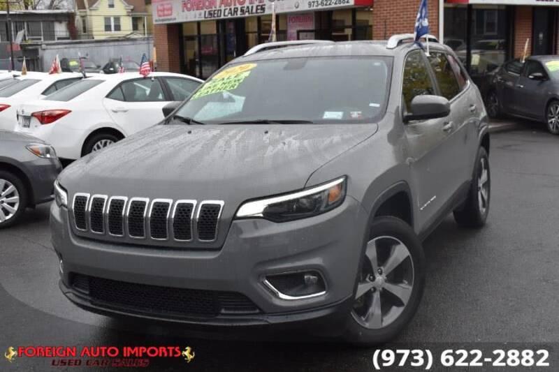 2020 Jeep Cherokee for sale at www.onlycarsnj.net in Irvington NJ