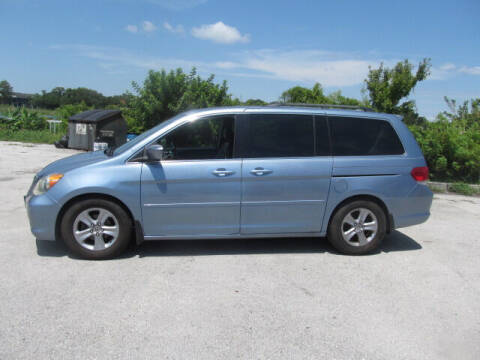 2008 Honda Odyssey for sale at Orlando Auto Motors INC in Orlando FL