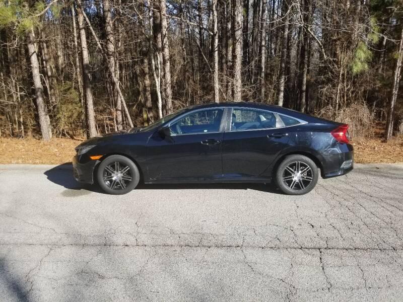 2017 Honda Civic for sale at MATRIXX AUTO GROUP in Union City GA