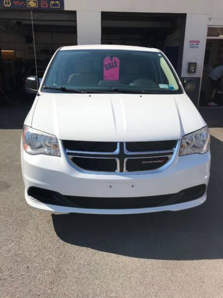 2014 Dodge Grand Caravan for sale at 696 Automotive Sales & Service in Troy NY