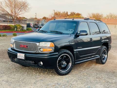 2003 GMC Yukon for sale at United Star Motors in Sacramento CA