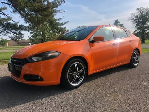 2014 Dodge Dart for sale at COUNTRYSIDE AUTO SALES 2 in Russellville KY
