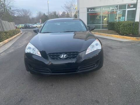 2010 Hyundai Genesis Coupe for sale at Super Bee Auto in Chantilly VA