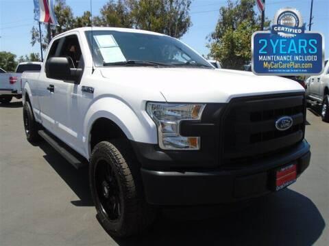 2015 Ford F-150 for sale at Centre City Motors in Escondido CA