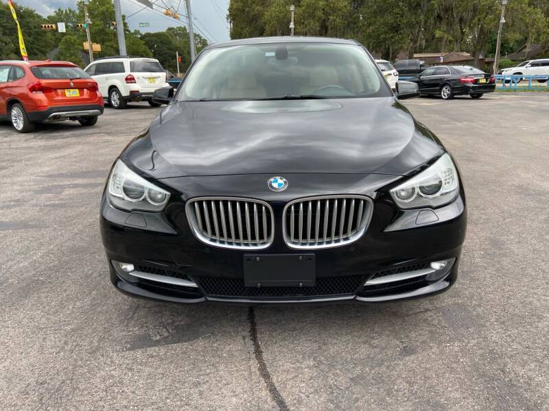 2012 BMW 5 Series for sale at QUALITY PREOWNED AUTO in Houston TX