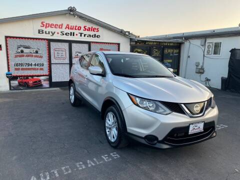 2018 Nissan Rogue Sport for sale at Speed Auto Sales in El Cajon CA