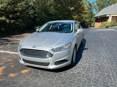 2013 Ford Fusion for sale at SMT Motors in Roswell GA