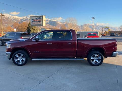 2019 RAM Ram Pickup 1500 for sale at Haacke Motors in Layton UT