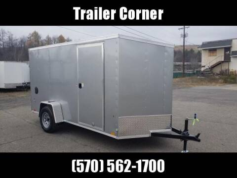 2021 Look Trailers STLC 6X12 - RAMP