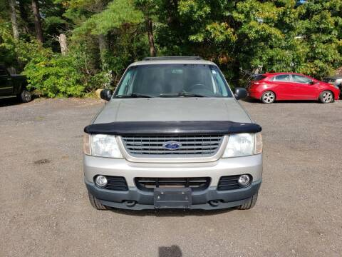 2004 Ford Explorer for sale at 1st Priority Autos in Middleborough MA