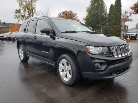 2014 Jeep Compass for sale at Newcombs Auto Sales in Auburn Hills MI